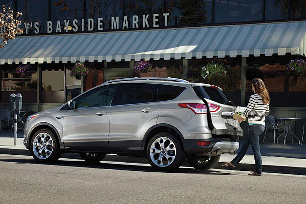 2014 Ford Escape (photo courtesy Ford)