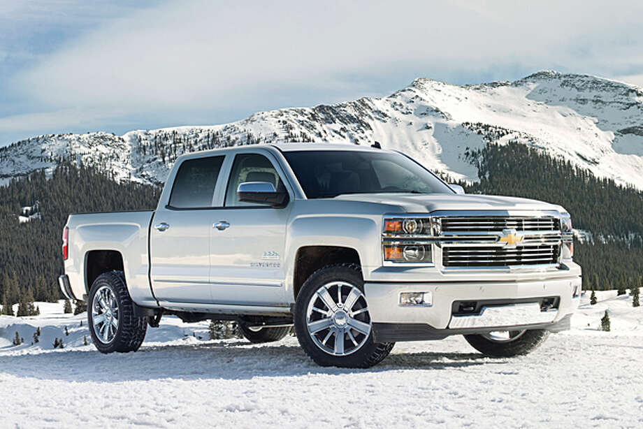 5. Chevrolet SilveradoSource: LoJack Photo: John Roe