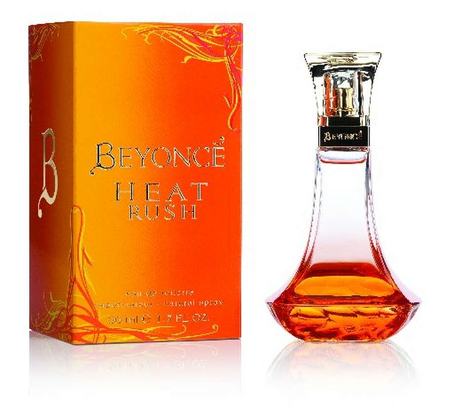 She expanded her empire with a fragrance collection. (Coty Inc.)