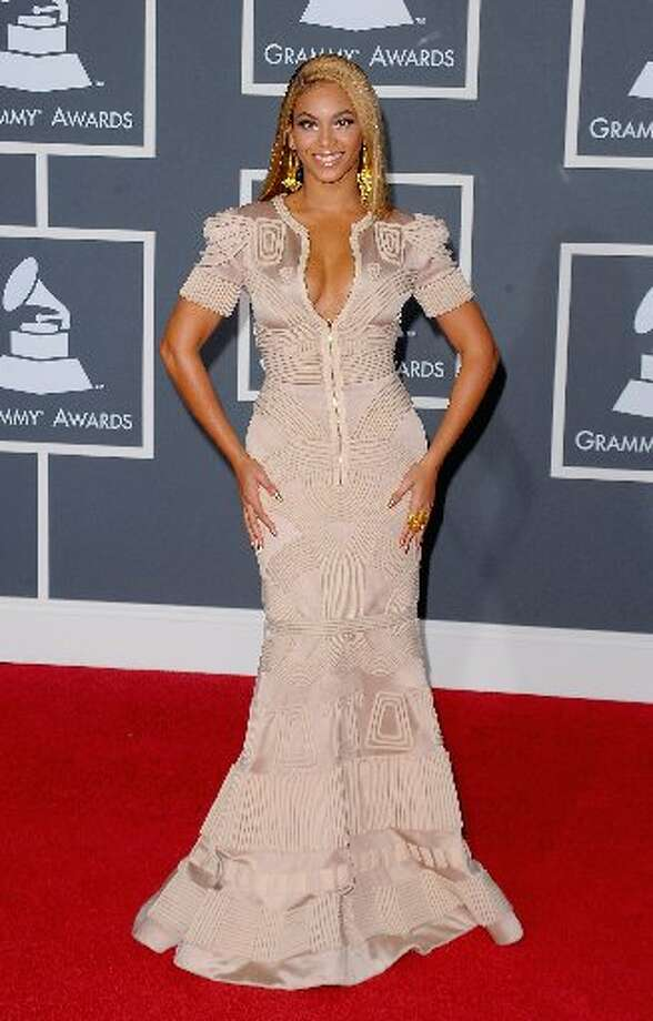 She's reportedly won more than a dozen Grammys in her career. (Getty Images)