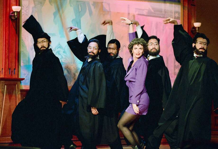 "Actors perform the ""Dancing Ito's"" skit on March 16, 1995 in an ode to O.J. Simpson's trial.  Photo: Nbc, NBC/NBCU Photo Bank"