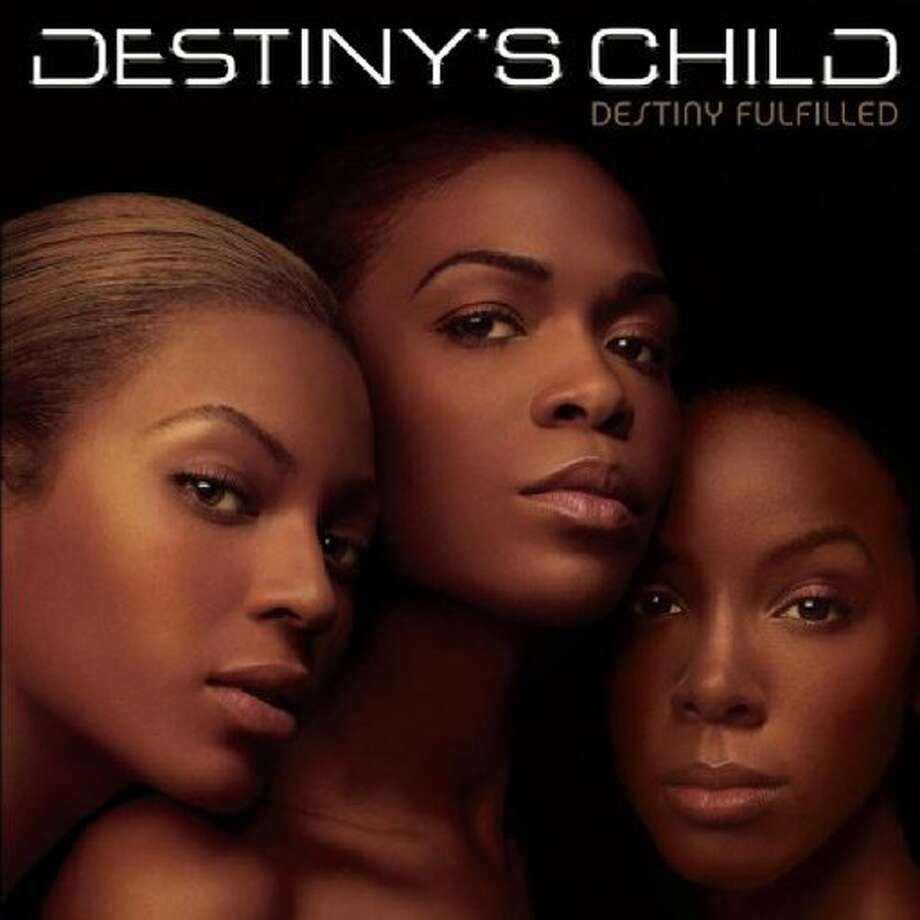 The final (so far) Destiny's Child album, released in 2004. (Handout photo)