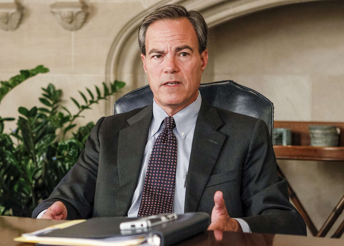 Speaker Joe Straus has provided strong leadership at the helm of the Texas House.