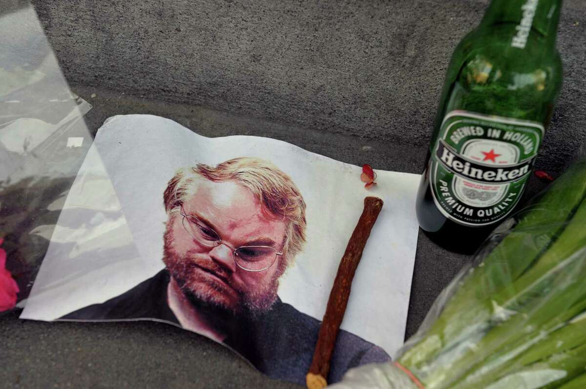 Actor Philip Seymour Hoffman died from an apparent heroin overdose in his New York apartment.