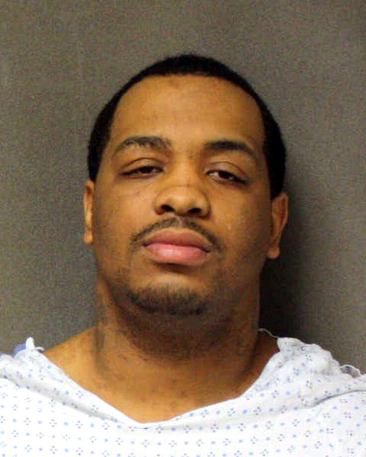 A Seymour man allegedly tried to run over a police officer following a motor vehicle stop Saturday, Feb. 1, 2014  in Ansonia, Conn. Maurice Beall, 33, of Riverside Drive, tried to run over Officer Joe Jackson, police said. In response, Jackson fired his weapon at Beall, causing him non-life-threatening gunshot wounds to the abdomen and left arm. Beall has been charged with second-degree assault, first-degree reckless endangerment, interfering with police, assault on a police officer, evading responsibility and driving without a license. Photo: Contributed Photo / Connecticut Post Contributed