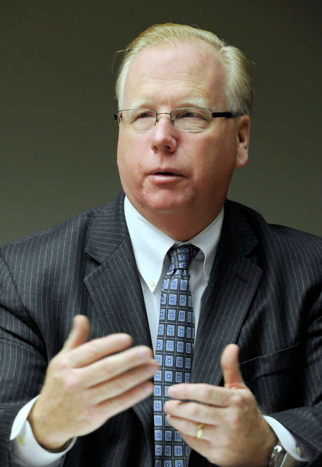Danbury Mayor Mark Boughton Photo: Carol Kaliff / The News-Times