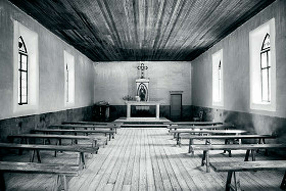 Interior of Historic Santa Inez Church Photo: Kim Kozlowski Photography, LLC, Getty Images/Flickr RF / Flickr RF