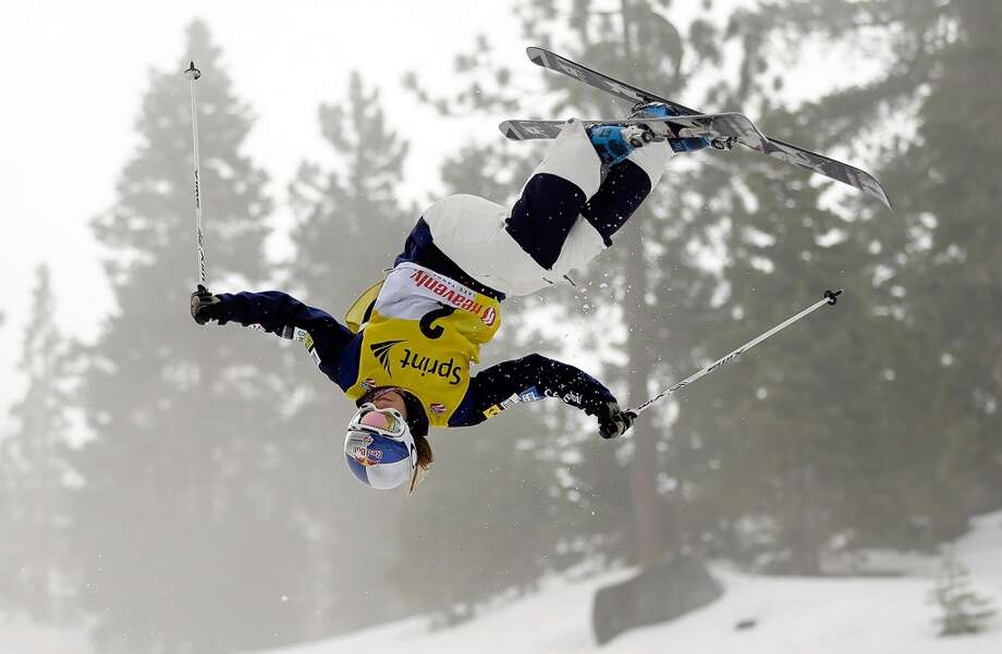 Heather McPhieFreestyle, mogulsBozeman, Mont.McPhie opened the 2012-13 season by sweeping the first two world cup events and finished with five podium appearances to rank third overall in the moguls standings. She capped her most successful season to date by defending her moguls title at the 2013 National Championships. The 14-time world cup medalist has earned four top-10 finishes during the 2013-14 season. The two-time Olympian is seeking a podium finish with an opportunity to debut her D-Spin in Sochi. @HeatherMcPhie Photo: Ezra Shaw, Getty Images