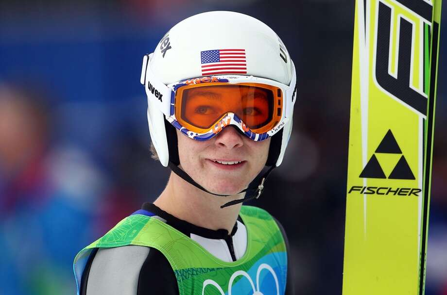 Peter FrenetteSki JumpingSaranac Lake, N.Y.Frenette grew up jumping at the 1980 Olympic venue in Lake Placid, N.Y. He made his Olympic debut at the 2010 Olympic Winter Games in Vancouver, where he aided the U.S. to an 11th-place finish in the team event. He then claimed two consecutive national titles in 2011 and 2012, and followed these performances with a sixth-place team finish at the 2013 World Championships. Finishing third at the 2014 U.S. Olympic Team Trials, Frenette is making his second Olympic appearance.@PFSkiJumping Photo: Lars Baron, Bongarts/Getty Images
