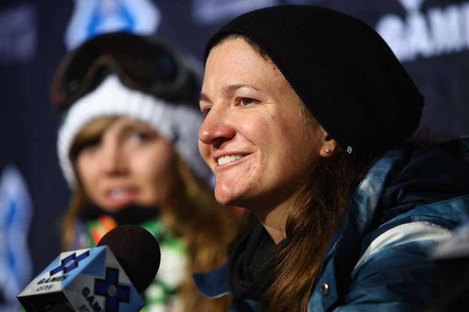 Kelly ClarkSnowboard, halfpipeWest Dover, Vt.In 2011, two-time Olympic medalist Clark stomped the first 1080 in women's competition history, which won her a score of events including X Games Aspen and X Games Tignes. In 2011-12, she won 16 straight events, then set a record with her 60th career win in the 2012-13 season (more than any male or female snowboarder), along with two X Games gold medals and a victory at the Olympic venue in Sochi. This season, she achieved the X Games Aspen four-peat en route to her fourth Olympic appearance. @KelyClarkFdn Photo: Doug Pensinger, Getty Images