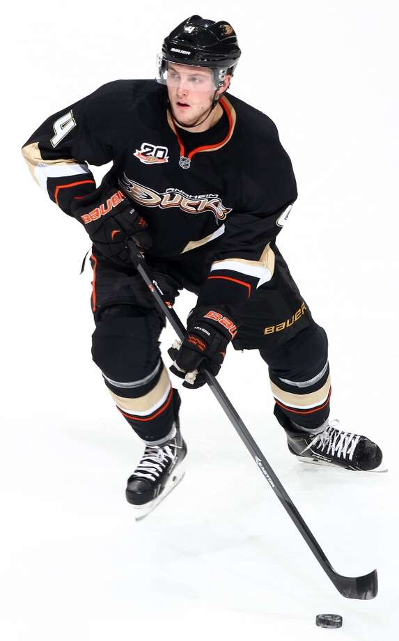 Cam FowlerIce hockeyFarmington Hills, Mich.Since making the jump to the NHL in 2010-11, Fowler has been one of the most dynmaic young players in the sport. He's already reached 100 points in his young NHL career with the Anaheim Ducks, including 40 as a rookie.@C_Fowler4 Photo: Debora Robinson, NHLI Via Getty Images