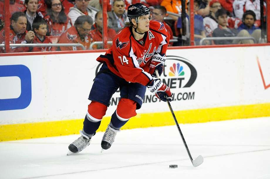 John CarlsonIce hockeyNatick, Mass.Carlson has shown his ability to be effective and steady on the Washington Captials blue line. He is in fifth NHL season and since 2010-11, he has never missed a game and has recorded 20 or more points in each campaign.@JohnCarlson74 Photo: G Fiume, Getty Images