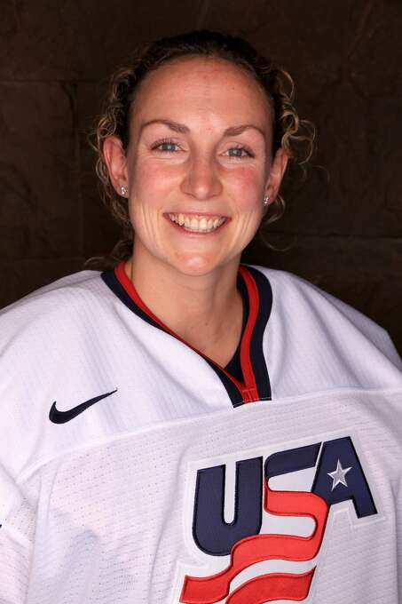Jessie VetterIce hockeyCottage Grove, Wis.Vetter plays with a poise and confidence that has suited her well and allowed her to backstop Team USA in several international competitions – including the 2012 World Championship in which she was in net for the gold-medal victory. She is one of three returning goaltenders from the 2010 Olympic Winter Games, where Team USA won the silver medal. @Vetter311 Photo: Getty Images