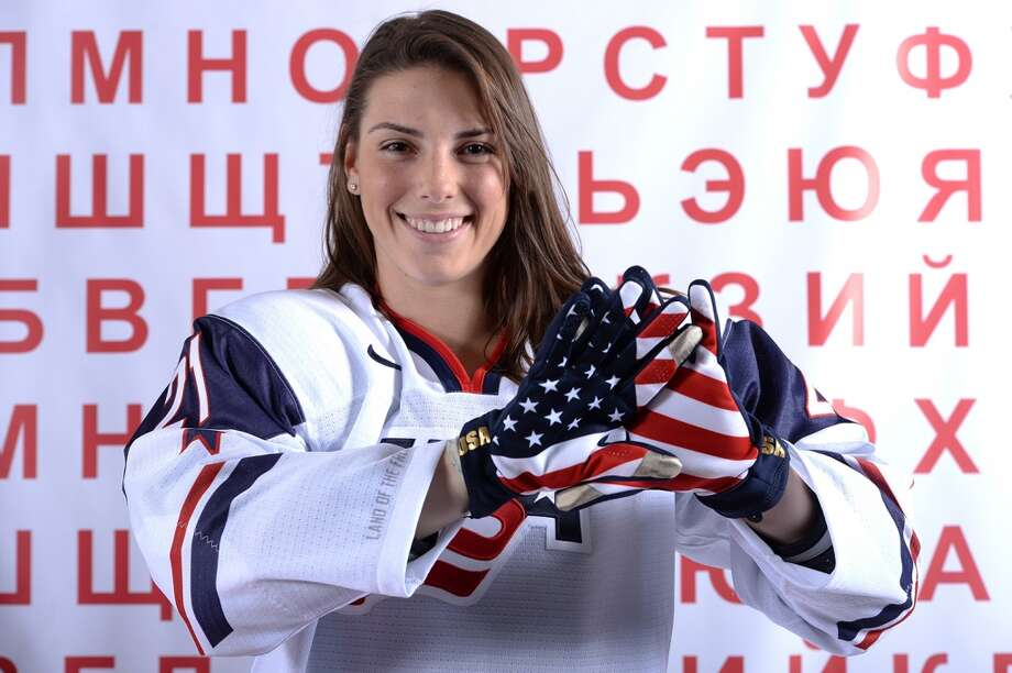 Hilary KnightIce hockeySun Valley, IdahoKnight, the 2013 MVP of the CWHL, is a returning Olympian from the 2010 women's team. The gifted forward is an offensive catalyst for the squad, and will play an important role as the team looks to garner its first gold medal since 1998. @Hilary_Knight Photo: Getty Images