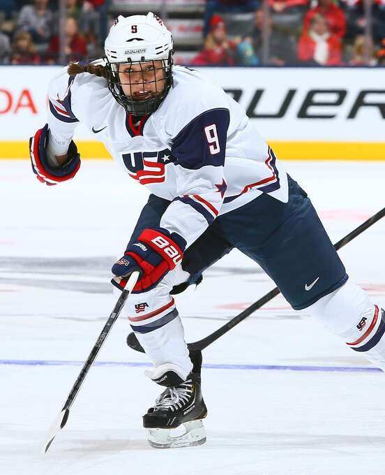 Megan BozekIce hockeyBuffalo Grove, Ill.Bozek was a finalist for the Patty Kazmaier Memorial Award this past season, and has built on her success to become an important member of the defense for Team USA. She is making her first Olympic appearance in Sochi.@meganebozek Photo: Getty Images