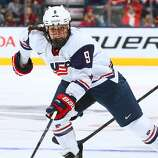 Megan BozekIce hockeyBuffalo Grove, Ill.Bozek was a finalist for the Patty Kazmaier Memorial Award this past season, and has built on her success to become an important member of the defense for Team USA. She is making her first Olympic appearance in Sochi.@meganebozek