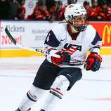 Brianna DeckerIce hockeyDousman, Wis.Over the past few seasons, Decker has become one of Team USA's most reliable players and one of its premier offensive weapons. Despite playing in her first Olympic Games, she's skated in the last three world championships and won the 2012 Patty Kazmaier Memorial Award, and should make an immediate impact. @Bdecker14