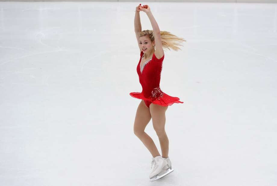 Gracie GoldFigure skatingEl Segundo, Ca.In her first year on the senior circuit, Gold earned the silver medal at 2012 Rostelecom Cup, and a pair of sixth-place finishes at the 2013 Four Continents Championships and 2013 World Championships. She then captured the 2013-14 Skate America bronze medal and a fourth-place finish at the 2013-14 NHK Trophy. Known for her strong technical skills, Gold posted record-setting scores at the 2014 National Championships, where she claimed the title and cemented her status as a medal contender in Sochi.@GraceEGold Photo: Maddie Meyer, Getty Images