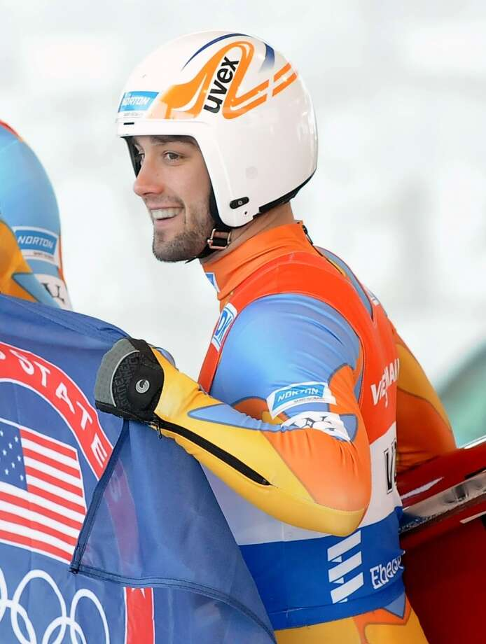 Jayson TerdimanLugeBerwick, Pa.Terdiman established himself as a talented doubles driver after claiming the 2008 Junior World Championships silver medal with then-partner Chris Mazdzer. He began competing with Christian Niccum during the 2010-11 season, where the two took home a world cup bronze medal in their second start together. Sidelined in 2012 due to Niccum's injuries, the pair secured their Olympic berth in a race-off against Jake Hyrns and Andrew Sherk. This is Terdiman's first Olympic appearance.@JTerdimanUSA Photo: Gene Sweeney Jr., Getty Images