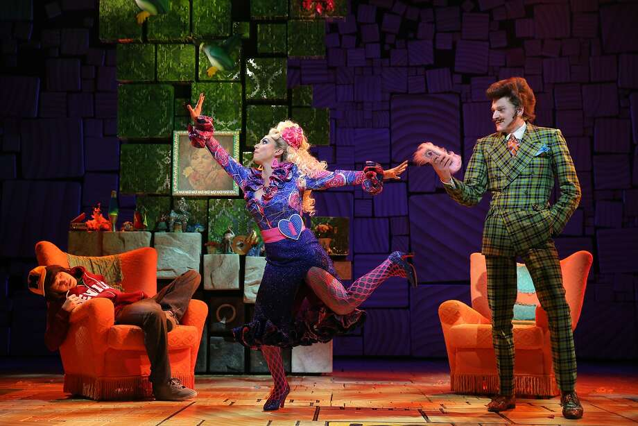 "Adapted from Roald Dahl's children's classic of the same name, ""Matilda the Musical"" arrives in summer 2015 at the Orpheum Theatre. Photo: Joan Marcus"