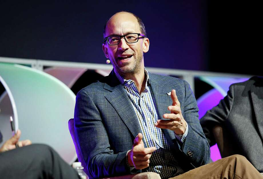 Twitter CEO Dick Costolo plans new features for users and others designed to attract visitors to the site. Photo: Patrick T. Fallon / Bloomberg / © 2014 Bloomberg Finance LP