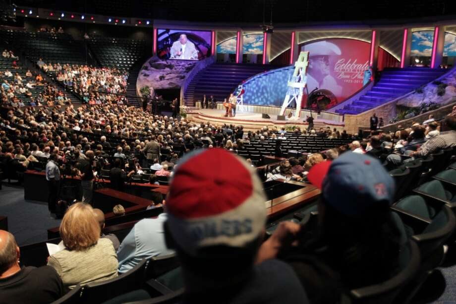 Lakewood Church Celebrates 50 Years Houston Chronicle