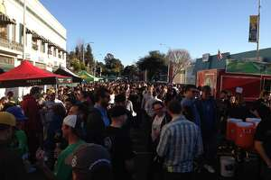 "You could argue that SF Beer Week is itself a festival, but there are a few specific ""festival"" events that we're excited to check out.  The Double IPA Festival  on Saturday at the Bistro includes more than 50 double and 30 triple IPAs on tap ($50). The  Barrel Aged Festival  on Feb. 15 at the Albany Taproom includes 32 taps of barrel-aged beer ($40 for a 5-oz snifter & 6 ticketed pours). And the   East Bay Brew Fest  on Feb. 13 includes beer from 10 East Bay breweries ($30-$35)."