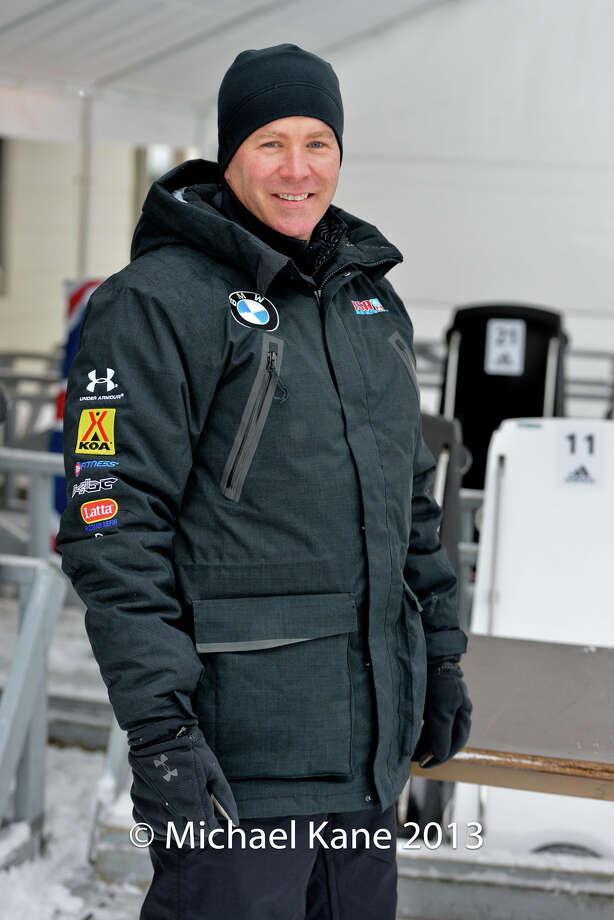 U.S. olympic skeleton coach Tuffy Latour. ( Michael Cain / Special to the Times Union )