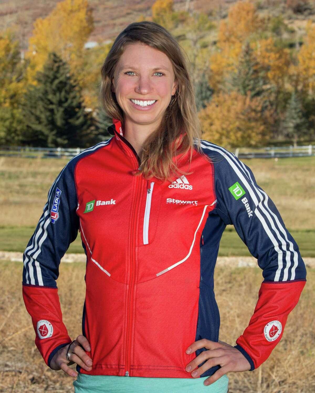 Annelies Cook (Courtesy U.S. Biathlon)