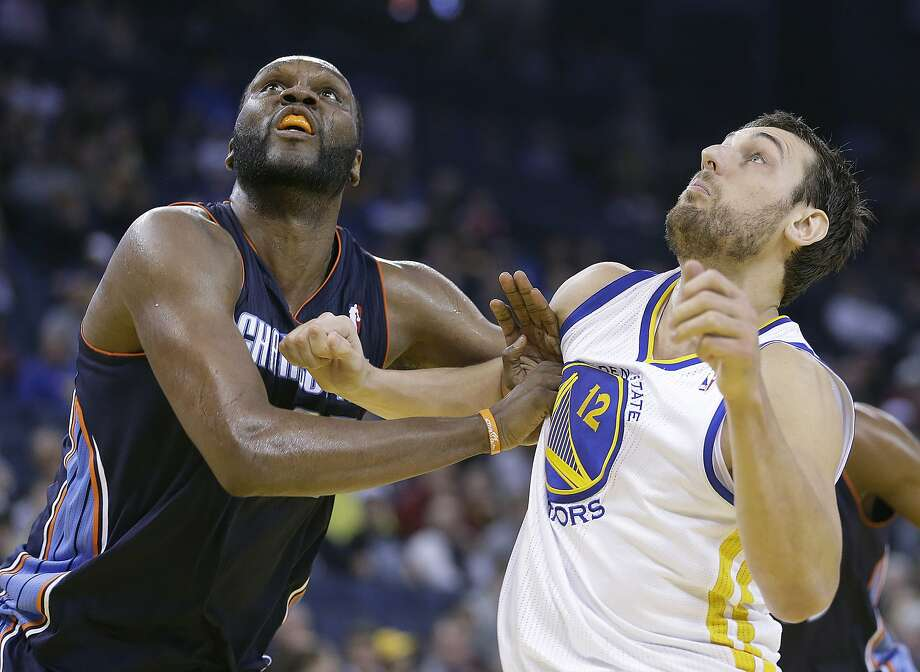 """I think we'll be fine,"" center Andrew Bogut said. Photo: Tony Avelar, Associated Press"