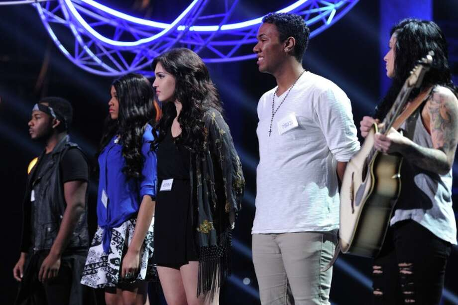 "AMERICAN IDOL XIII: Contestants compete in the all-new ""Hollywood or Home"" episode of AMERICAN IDOL XIII airing Wednesday, Feb. 5 (8:00-10:00 PM ET/PT) on FOX. CR: Michael Becker / FOX. Copyright 2014 FOX BROADCASTING. / 2014 FOX / FS1"