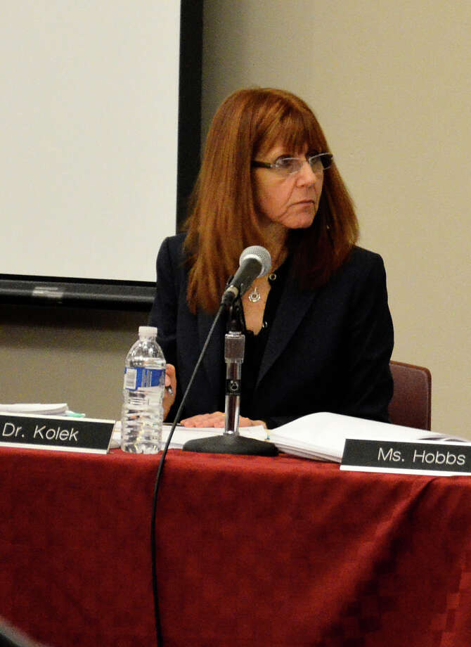 Superintendent of Schools Mary Kolek / New Canaan News
