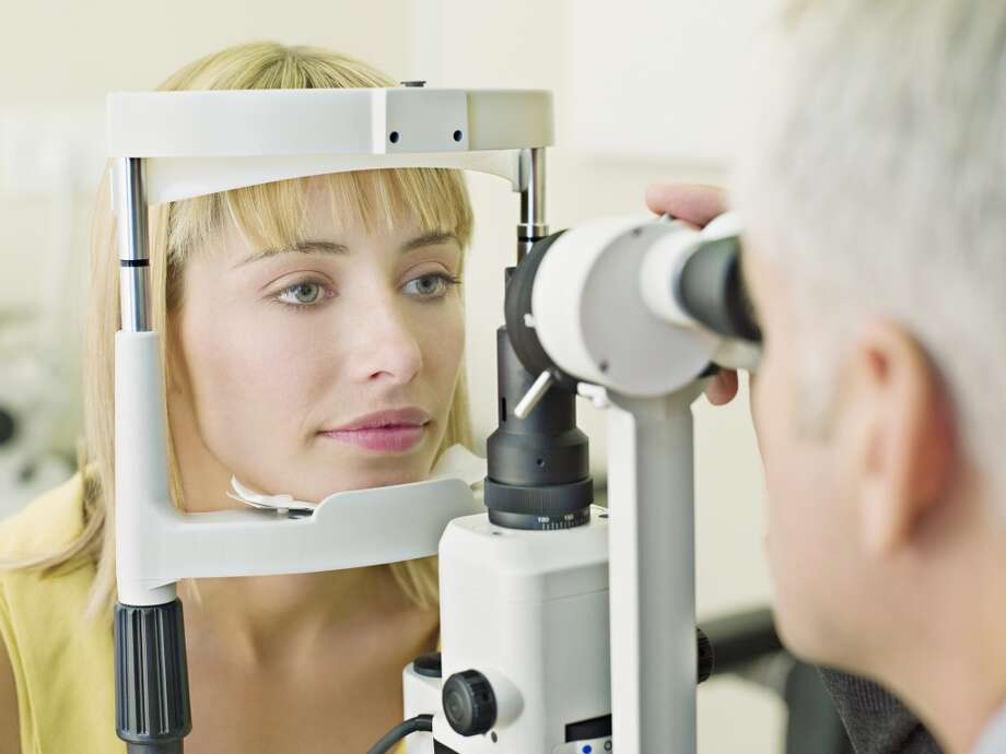 9. Skipping regular eye exams