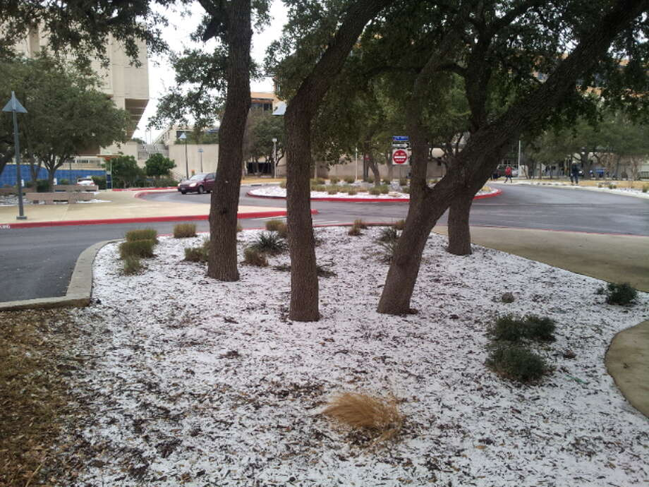 At UTSA 1604 Photo: Courtesy