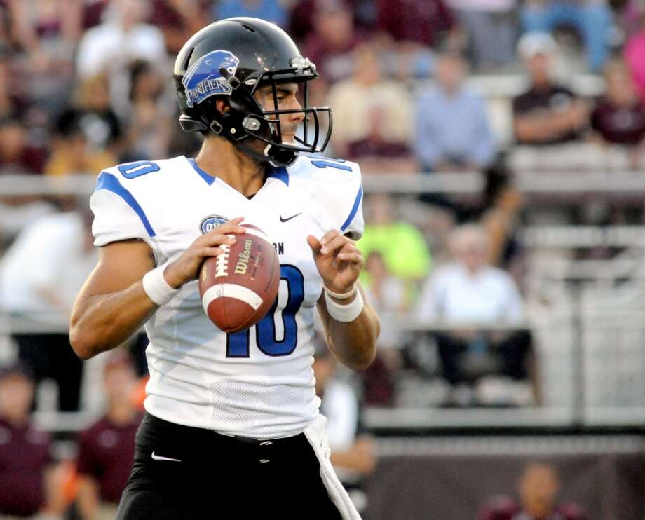 Jimmy Garoppolo  Eastern Illinois  Senior  6-2, 222 pounds  Career stats: 13,156 passing yards, 118 TD, 51 INT, 62.8 completion percentage  As a senior, he had career highs in passing yards (5,050) and touchdowns (53). Photo: Paul Newton, Associated Press