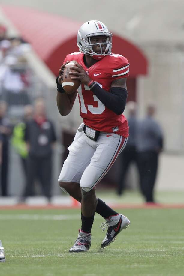 Kenny Guiton   Ohio State  Redshirt senior  6-2, 210 pounds  Career stats: 893 yards passing, 16 TD, 4 INT, 66.4 completion percentage, 383 yards rushing, 6 TD Photo: Jay LaPrete, Associated Press