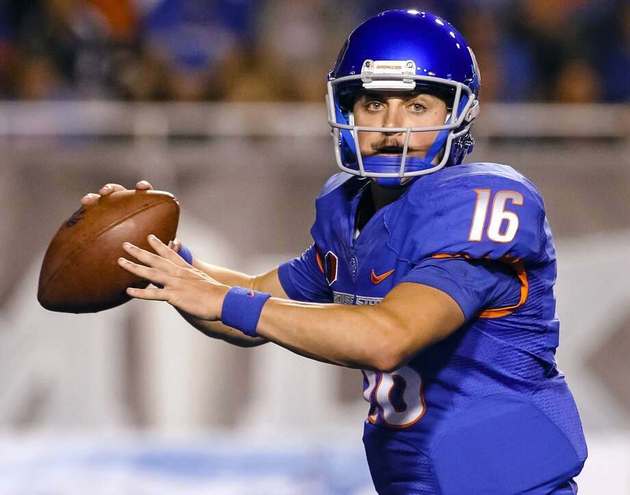 Joe Southwick   Boise State  Redshirt senior  6-0, 202 pounds  Career stats: 4,784 yards passing, 31 TD, 11 INT, 69.4 completion percentage Photo: Otto Kitsinger, Associated Press