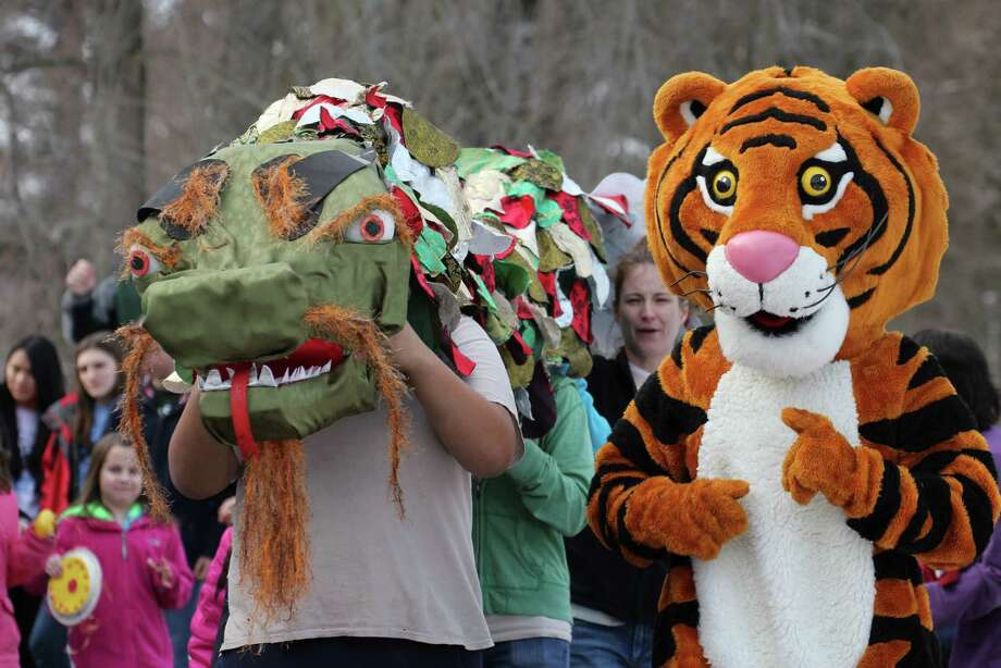 Connecticut's Beardsley Zoo, located in Bridgeport, Conn., will celebrate the Asian New Year on Saturday, Feb. 8, 2014, with several activities for children. Photo: Contributed Photo / Connecticut Post Contributed