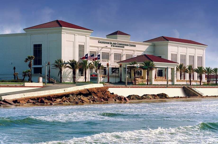 Galveston Island Convention Center will be the venue for a school health conference Saturday, March 8. Photo: Courtesy Of University Of Texas Medical Branch At Galveston