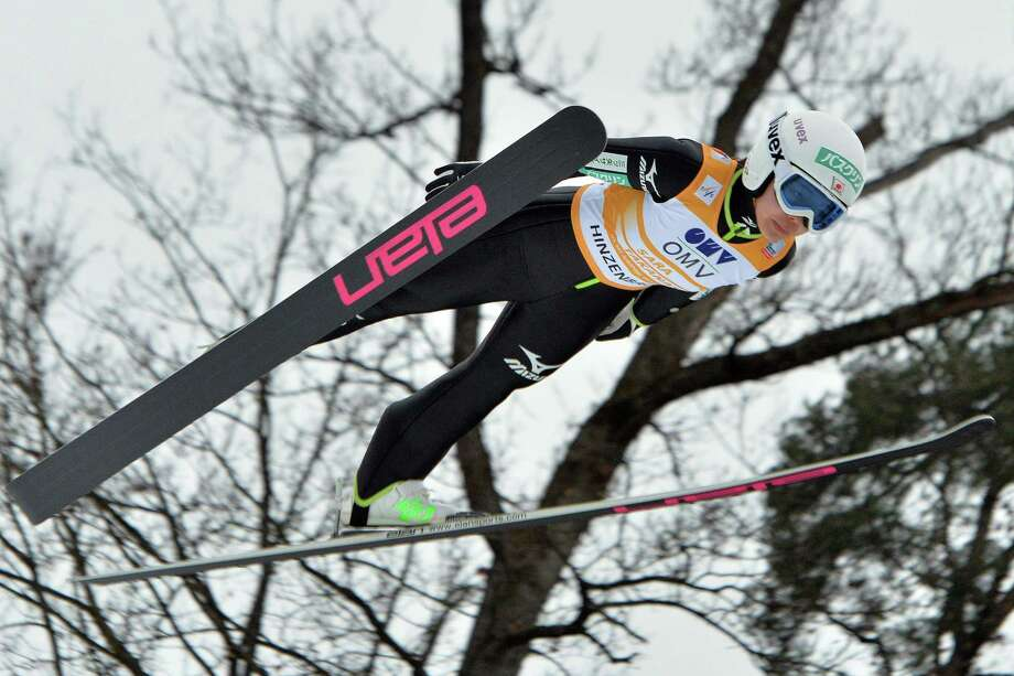 New face Sara Takanashi, Japan Ski JumpHer dominance and skiing pedigree have given her a rock-star following and made her one of Japan's best chances at a gold medal in the Olympic debut of women's ski jumping. Takanashi, 17, is barely 5 feet and is known as much for her girlish looks as her steely determination. Her father and brother are ski jumpers, and in the Japanese athletic tradition, she comes across as serious, disciplined and, at times, one-dimensional. Photo: Kerstin Joensson, Associated Press / AP