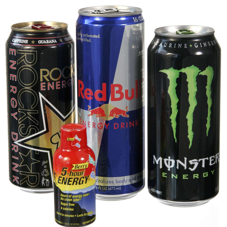 A study of 22,000 students showed teens who consume high-caffeine energy drinks are more likely to report higher rates of alcohol, cigarette or drug use. Photo: New York Times / NYTNS