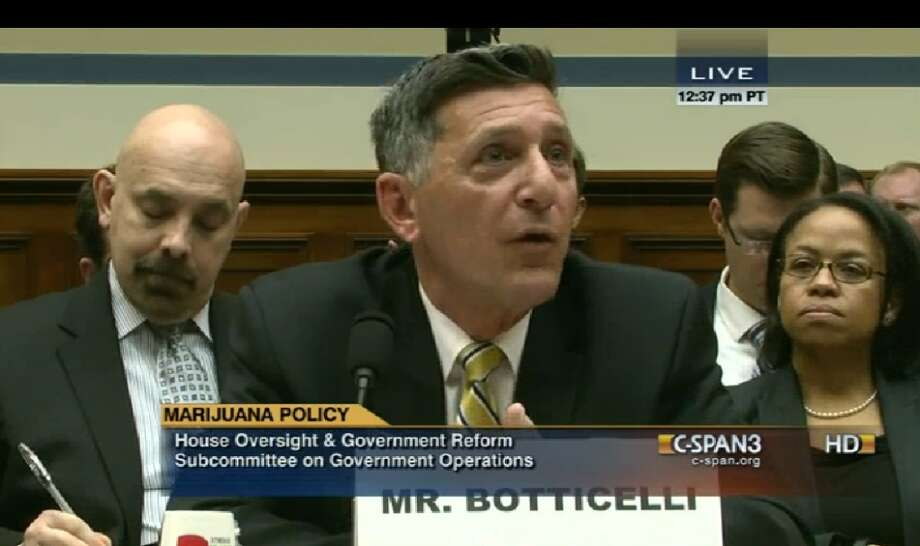 "And, at first, it looked like things were going well for the critics of Obama's statement. The country's ""deputy drug czar"" or  deputy director of the Office of National Drug Control Policy Michael Botticelli said in his testimony:   ""Marijuana poses considerable health and safety implications for the users themselves, their families, and our communities. Decades of research into the use and effects of the drug have found an array of negative consequences. Research finds that approximately 9 percent (1 in 11) of marijuana users become dependent, and the younger a person starts using it, the more likely he or she is to become dependent on marijuana or other drugs later in life …  ""One study found that people who smoke marijuana frequently but do not smoke tobacco have more health problems, including respiratory illnesses, than nonsmokers …  ""The administration continues to oppose attempts to legalize marijuana and other drugs. This opposition is driven by medical science and research. …"""