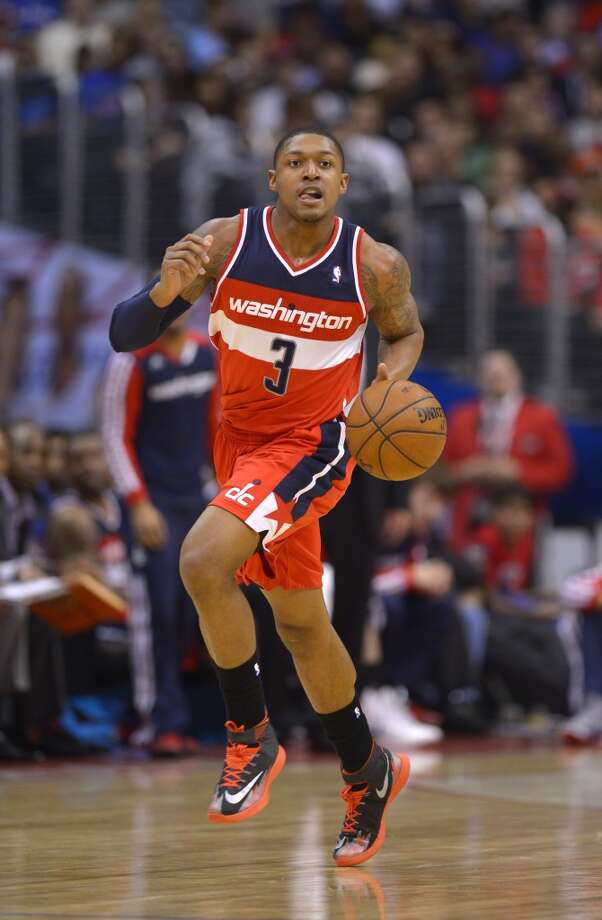 Team Hill Bradley Beal, Washington Wizards - Sophomore Photo: Mark J. Terrill, Associated Press