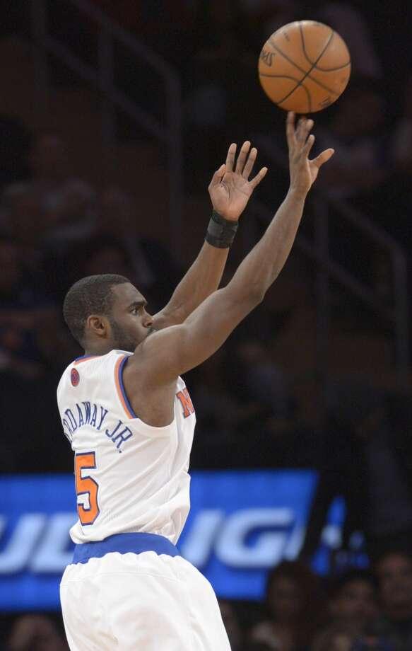 Team Webber Tim Hardaway Jr., New York Knicks - Rookie Photo: Bill Kostroun, Associated Press
