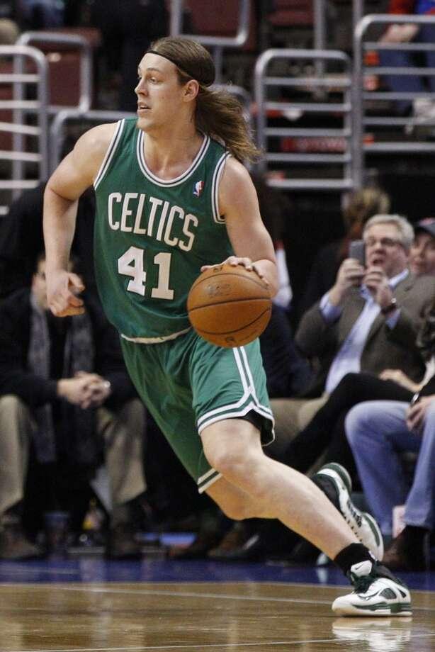 Team Webber Kelly Olynyk, Boston Celtics - Rookie Photo: Chris Szagola, Associated Press