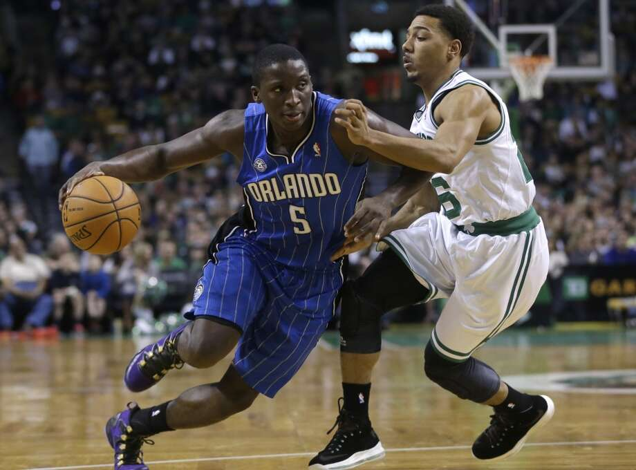 Team Webber Victor Oladipo, Orlando Magic - Rookie Photo: Steven Senne, Associated Press