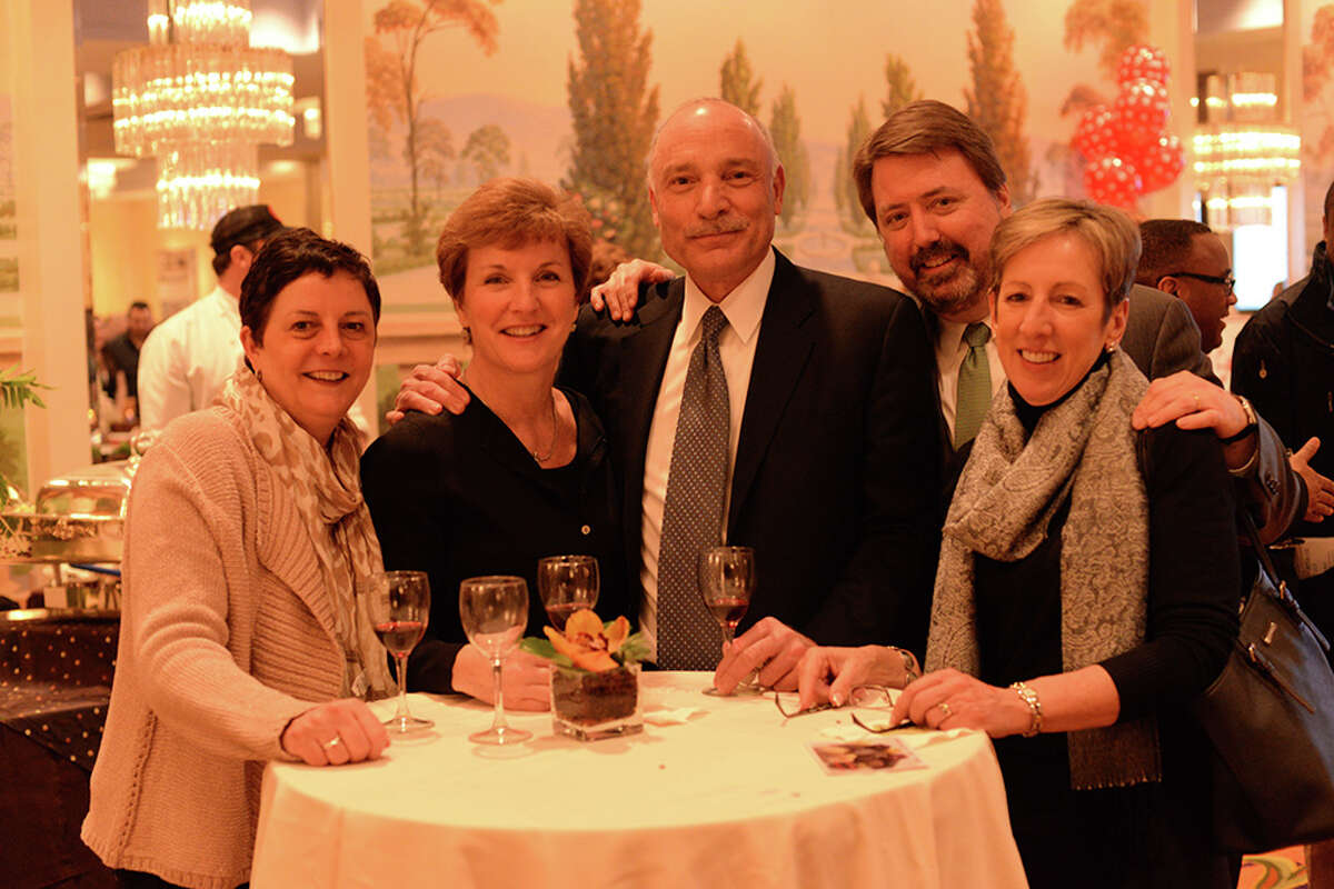 Were you SEEN at the wine and chocolate tasting fundraiser?