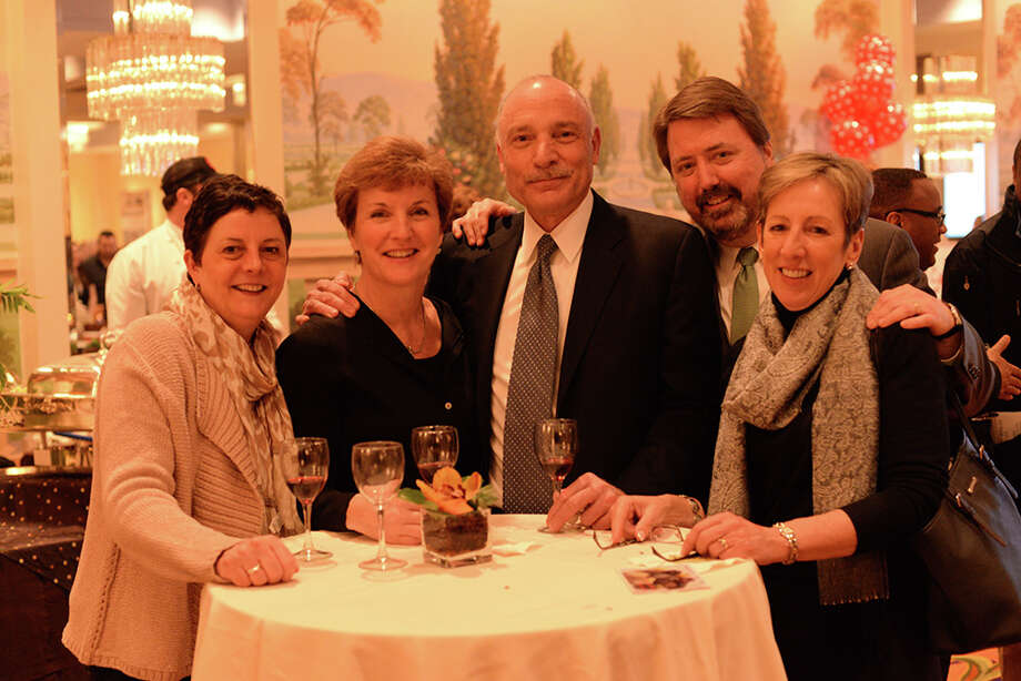 Were you SEEN at the wine and chocolate tasting fundraiser? Photo: Andrew Merrill
