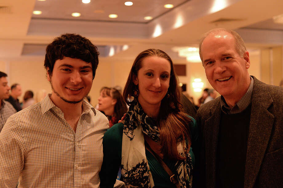 Were you SEEN at the wine and chocolate tasting? Photo: Andrew Merrill
