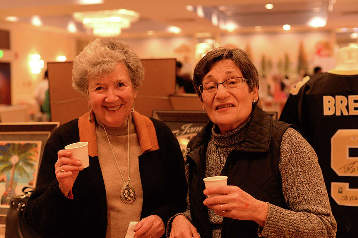 Were you SEEN at the wine and chocolate tasting?